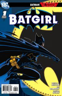 Cover Thumbnail for Batgirl (DC, 2009 series) #1 [Cully Hamner Cover]
