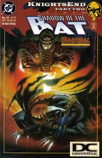 Cover Thumbnail for Batman: Shadow of the Bat (DC, 1992 series) #29 [DC Universe Box]