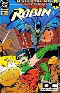 Cover Thumbnail for Robin (DC, 1993 series) #9 [DC Best of '94 Boxed Pack Variant]