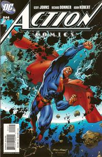 Cover Thumbnail for Action Comics (DC, 1938 series) #844 [Variant Cover]