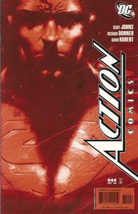 Cover Thumbnail for Action Comics (DC, 1938 series) #844 [Second Printing]