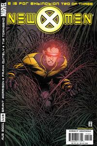 Cover Thumbnail for New X-Men (Marvel, 2001 series) #115 [Variant Edition]