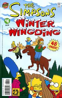 Cover Thumbnail for The Simpsons Winter Wingding (Bongo, 2006 series) #4