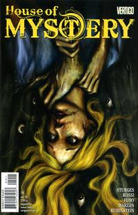 Cover Thumbnail for House of Mystery (DC, 2008 series) #19