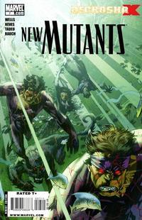 Cover Thumbnail for New Mutants (Marvel, 2009 series) #7