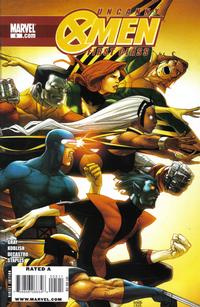 Cover Thumbnail for Uncanny X-Men: First Class (Marvel, 2009 series) #5