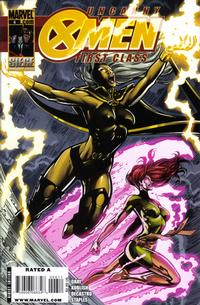 Cover Thumbnail for Uncanny X-Men: First Class (Marvel, 2009 series) #6