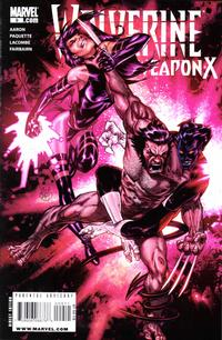 Cover Thumbnail for Wolverine Weapon X (Marvel, 2009 series) #9