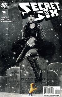 Cover Thumbnail for Secret Six (DC, 2008 series) #16