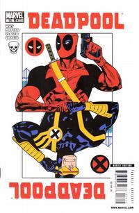 Cover Thumbnail for Deadpool (Marvel, 2008 series) #16 [Deadpool Cover]