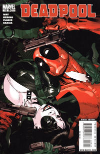 Cover Thumbnail for Deadpool (Marvel, 2008 series) #18