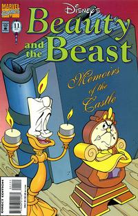 Cover Thumbnail for Disney's Beauty and the Beast (Marvel, 1994 series) #11