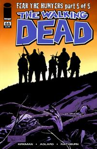 Cover Thumbnail for The Walking Dead (Image, 2003 series) #66