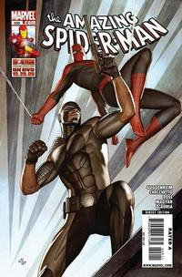 Cover Thumbnail for The Amazing Spider-Man (Marvel, 1999 series) #609