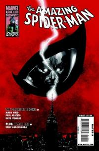 Cover Thumbnail for The Amazing Spider-Man (Marvel, 1999 series) #612 [Direct Edition]