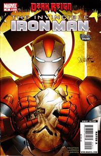 Cover Thumbnail for Invincible Iron Man (Marvel, 2008 series) #19