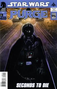 Cover Thumbnail for Star Wars: Purge - Seconds to Die (Dark Horse, 2009 series)