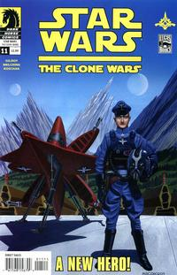 Cover Thumbnail for Star Wars The Clone Wars (Dark Horse, 2008 series) #11
