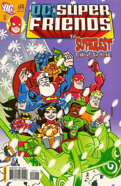 Cover for Super Friends (DC, 2008 series) #22