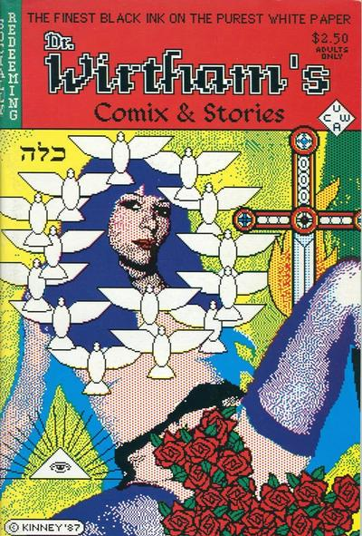 Cover for Dr. Wirtham's Comix & Stories (Clifford Neal, 1976 series) #9/10