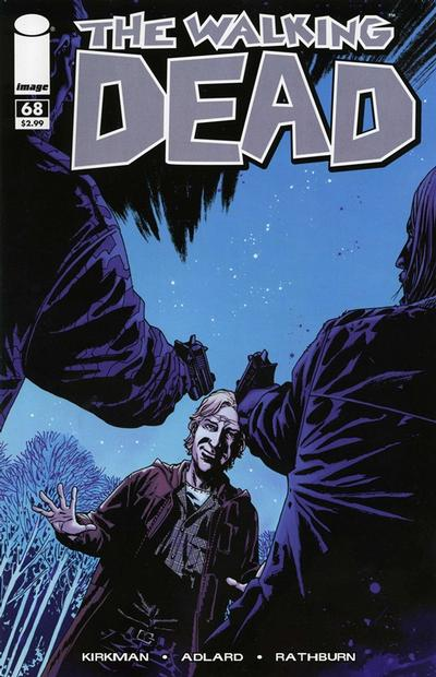 Cover for The Walking Dead (Image, 2003 series) #68