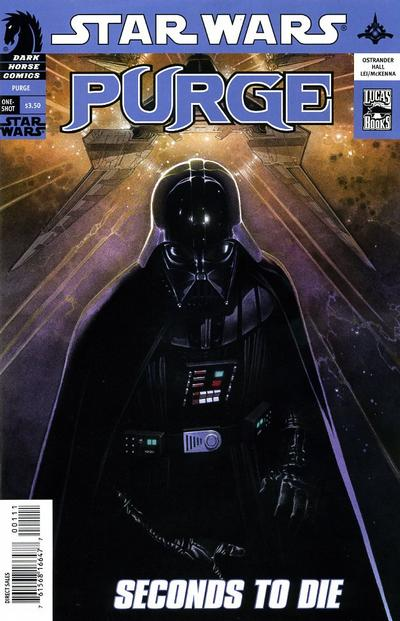 Cover for Star Wars: Purge - Seconds to Die (Dark Horse, 2009 series)