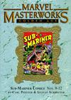 Cover Thumbnail for Marvel Masterworks: Golden Age Sub-Mariner (2005 series) #3 (128) [Limited Variant Edition]