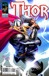 Cover for Thor (Marvel, 2007 series) #604