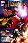 Cover for Incredible Hercules (Marvel, 2008 series) #136