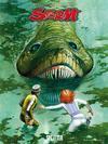 Cover for Storm (Splitter Verlag, 2008 series) #5 - Der Kampf um die Erde