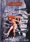 Cover for Storm (Splitter Verlag, 2008 series) #8 - Stadt der Verdammten