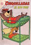 Cover for Chiquilladas (Editorial Novaro, 1952 series) #136