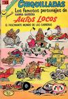 Cover for Chiquilladas (Editorial Novaro, 1952 series) #329
