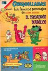 Cover for Chiquilladas (Editorial Novaro, 1952 series) #338