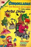 Cover for Chiquilladas (Editorial Novaro, 1952 series) #341