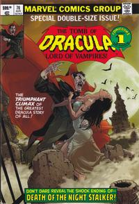 Cover Thumbnail for The Tomb of Dracula Omnibus (Marvel, 2008 series) #2
