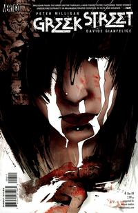 Cover Thumbnail for Greek Street (DC, 2009 series) #4
