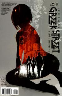 Cover Thumbnail for Greek Street (DC, 2009 series) #5