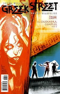 Cover Thumbnail for Greek Street (DC, 2009 series) #6