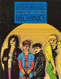 Cover Thumbnail for The Complete Love & Rockets (Fantagraphics, 1985 series) #1 - Music for Mechanics [3rd Edition]