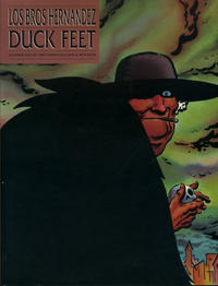 Cover Thumbnail for The Complete Love & Rockets (Fantagraphics, 1985 series) #6 - Duck Feet [First Printing]
