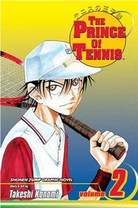 Cover Thumbnail for The Prince of Tennis (Viz, 2004 series) #2
