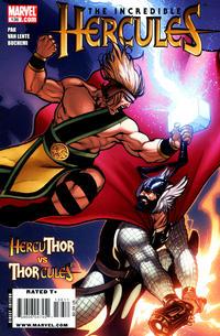 Cover Thumbnail for Incredible Hercules (Marvel, 2008 series) #136
