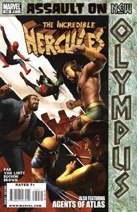 Cover Thumbnail for Incredible Hercules (Marvel, 2008 series) #139