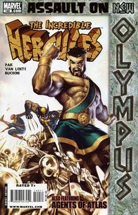 Cover Thumbnail for Incredible Hercules (Marvel, 2008 series) #140