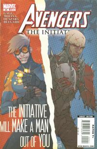 Cover Thumbnail for Avengers: The Initiative (Marvel, 2007 series) #29 [Standard Cover]