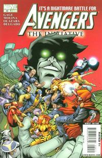 Cover Thumbnail for Avengers: The Initiative (Marvel, 2007 series) #30