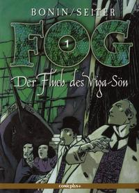 Cover Thumbnail for Fog (comicplus+, 2001 series) #1 - Der Fluch des Viga-Sön