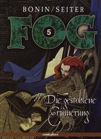 Cover Thumbnail for Fog (comicplus+, 2001 series) #5 - Die gestohlene Erinnerung