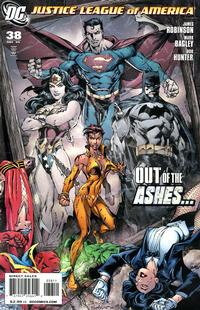 Cover Thumbnail for Justice League of America (DC, 2006 series) #38 [Standard Cover]